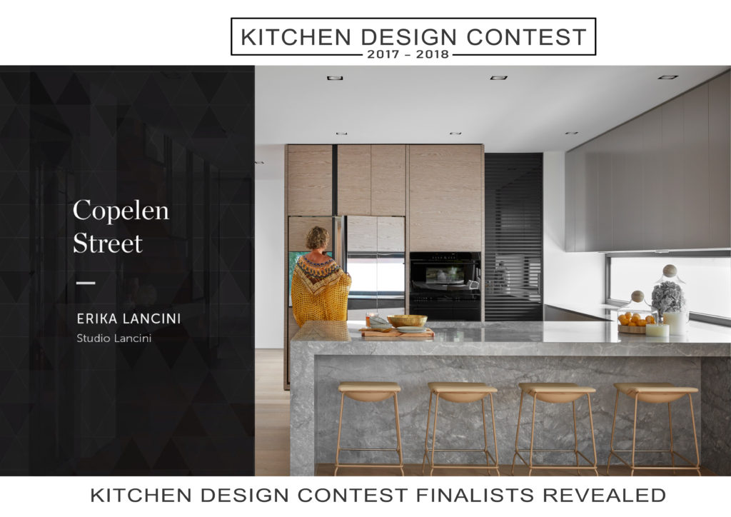 Subzero Kitchen Design Contest